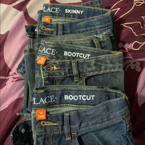 (The Children's Place Jeans) Boy's size 10
